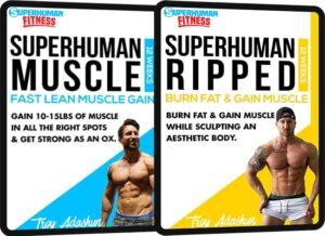 Superhuman Muscle + SuperHuman Ripped