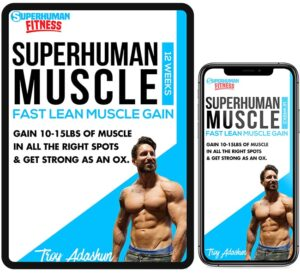 SuperHuman Muscle